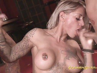 bdsm Power Pussy at Insomnia Night Cub (Part 4 of 4) - KINK big ass